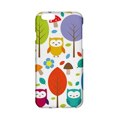 Cute Owl Apple Iphone 6/6s Hardshell Case