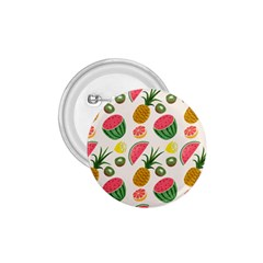 Fruits Pattern 1 75  Buttons by Nexatart