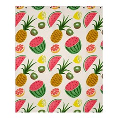Fruits Pattern Shower Curtain 60  X 72  (medium)  by Nexatart