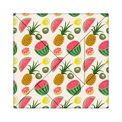 Fruits Pattern Acrylic Tangram Puzzle (6  X 6 )
