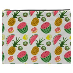 Fruits Pattern Cosmetic Bag (xxxl)