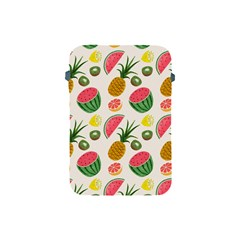 Fruits Pattern Apple Ipad Mini Protective Soft Cases