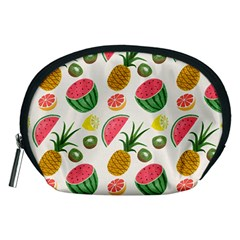 Fruits Pattern Accessory Pouches (medium)