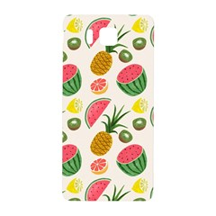 Fruits Pattern Samsung Galaxy Alpha Hardshell Back Case by Nexatart