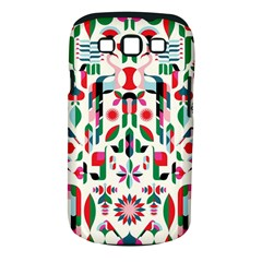 Abstract Peacock Samsung Galaxy S Iii Classic Hardshell Case (pc+silicone)