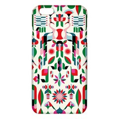 Abstract Peacock Iphone 6 Plus/6s Plus Tpu Case