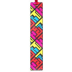 Hert Graffiti Pattern Large Book Marks by Nexatart