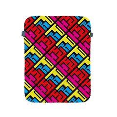 Hert Graffiti Pattern Apple Ipad 2/3/4 Protective Soft Cases by Nexatart