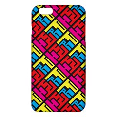 Hert Graffiti Pattern Iphone 6 Plus/6s Plus Tpu Case