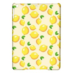 Lemons Pattern Ipad Air Hardshell Cases by Nexatart
