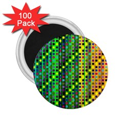 Patterns For Wallpaper 2 25  Magnets (100 Pack)  by Nexatart