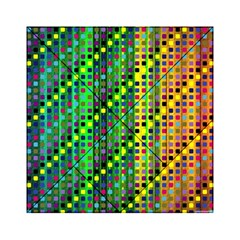 Patterns For Wallpaper Acrylic Tangram Puzzle (6  X 6 ) by Nexatart