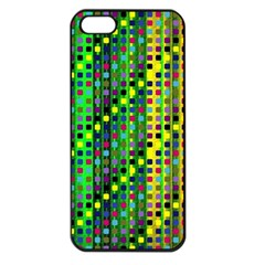 Patterns For Wallpaper Apple Iphone 5 Seamless Case (black)