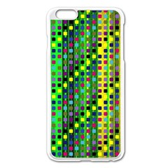 Patterns For Wallpaper Apple Iphone 6 Plus/6s Plus Enamel White Case by Nexatart