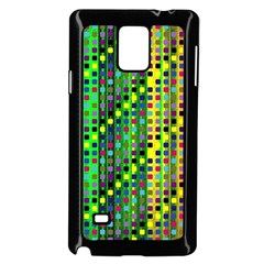 Patterns For Wallpaper Samsung Galaxy Note 4 Case (black)