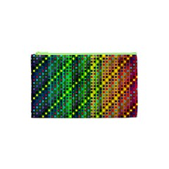 Patterns For Wallpaper Cosmetic Bag (xs)
