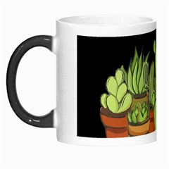 Cactus   Dont Be A Prick Morph Mugs by Valentinaart