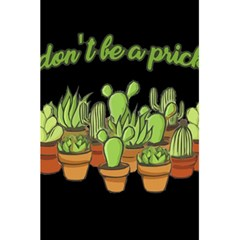 Cactus   Dont Be A Prick 5 5  X 8 5  Notebooks by Valentinaart