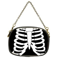 X Ray Chain Purses (one Side)  by Valentinaart