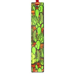 Cactus Large Book Marks by Valentinaart