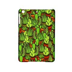 Cactus Ipad Mini 2 Hardshell Cases by Valentinaart