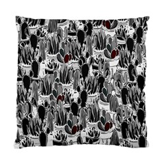 Cactus Standard Cushion Case (two Sides) by Valentinaart