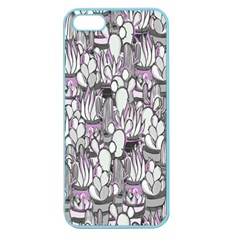 Cactus Apple Seamless Iphone 5 Case (color) by Valentinaart