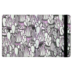 Cactus Apple Ipad 3/4 Flip Case by Valentinaart