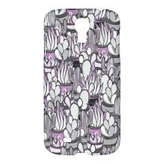 Cactus Samsung Galaxy S4 I9500/i9505 Hardshell Case by Valentinaart
