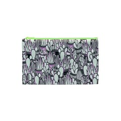 Cactus Cosmetic Bag (xs) by Valentinaart