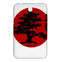 Bonsai Samsung Galaxy Tab 3 (7 ) P3200 Hardshell Case  by Valentinaart