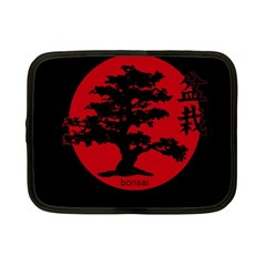 Bonsai Netbook Case (small)  by Valentinaart