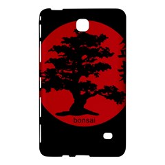 Bonsai Samsung Galaxy Tab 4 (7 ) Hardshell Case  by Valentinaart