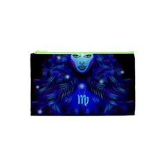 Sign Virgo Zodiac Cosmetic Bag (xs) by Mariart