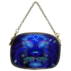 Sign Leo Zodiac Chain Purses (one Side)  by Mariart