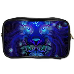 Sign Leo Zodiac Toiletries Bags 2 Side by Mariart