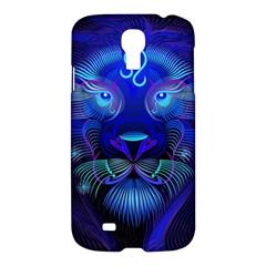 Sign Leo Zodiac Samsung Galaxy S4 I9500/i9505 Hardshell Case by Mariart