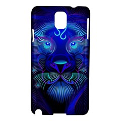 Sign Leo Zodiac Samsung Galaxy Note 3 N9005 Hardshell Case by Mariart