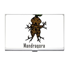 Mandrake Plant Business Card Holders by Valentinaart