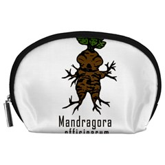 Mandrake Plant Accessory Pouches (large)  by Valentinaart