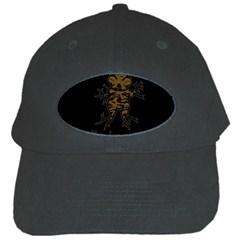 Mandrake Plant Black Cap by Valentinaart