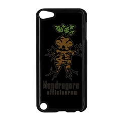 Mandrake Plant Apple Ipod Touch 5 Case (black) by Valentinaart