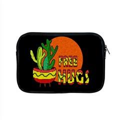 Cactus   Free Hugs Apple Macbook Pro 15  Zipper Case by Valentinaart