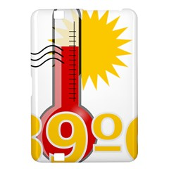 Thermometer Themperature Hot Sun Kindle Fire Hd 8 9  by Mariart