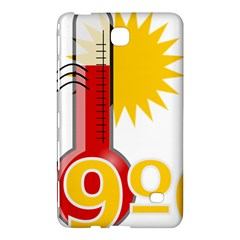 Thermometer Themperature Hot Sun Samsung Galaxy Tab 4 (8 ) Hardshell Case  by Mariart