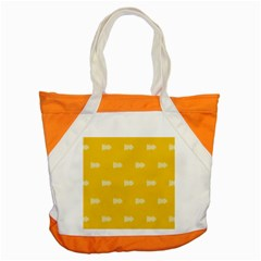 Waveform Disco Wahlin Retina White Yellow Accent Tote Bag by Mariart