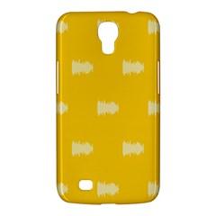 Waveform Disco Wahlin Retina White Yellow Samsung Galaxy Mega 6 3  I9200 Hardshell Case by Mariart