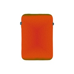 Scarlet Pimpernel Writing Orange Green Apple Ipad Mini Protective Soft Cases by Mariart
