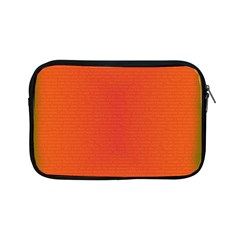 Scarlet Pimpernel Writing Orange Green Apple Ipad Mini Zipper Cases by Mariart