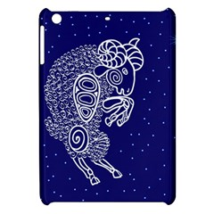 Aries Zodiac Star Apple Ipad Mini Hardshell Case by Mariart